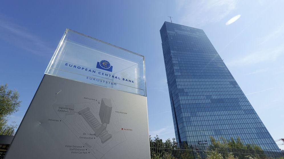 Foto: Sede del Banco Central Europeo (BCE) en Fráncfort. (EFE)