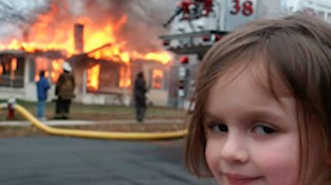 La protagonista del meme de 'Disaster Girl' explica cómo surgió la foto del incendio