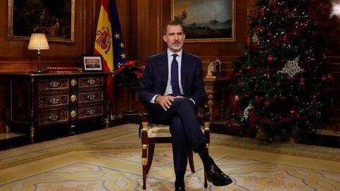 Felipe VI afronta su discurso con la expectativa de si abrirá una nueva etapa