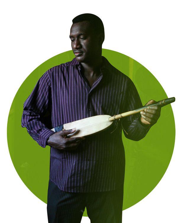 Foto: La nueva (gran) voz de África que aprendió con Jimi Hendrix