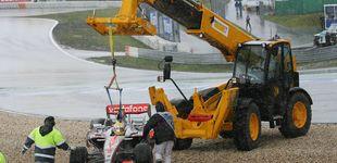 Post de La maniobra de Hamilton o cuando los pilotos de F1 piden poner trampas