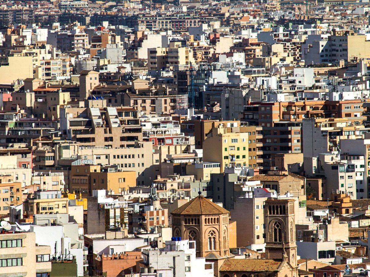 Foto: Viviendas en Baleares. (EFE)