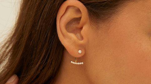 Ficha estos pendientes de Parfois con perlas que parecen reales