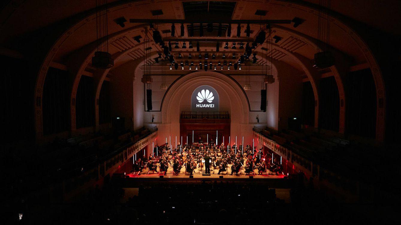 Foto: La pieza final, completada por Huawei, cobró vida el pasado 4 de febrero en una interpretación en vivo en el emblemático Cadogan Hall de Londres.