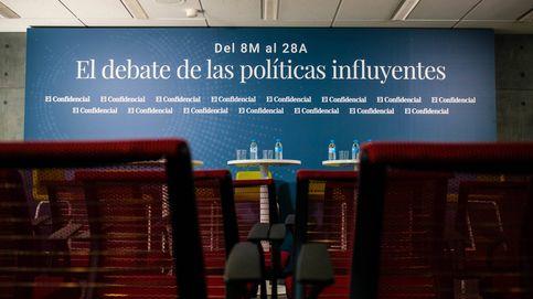 El debate de las políticas influyentes, en directo | Siga el evento en El Confidencial