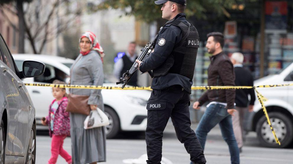 Arabia Saudí no permitió a la policía turca registrar ni el pozo ni el jardín del consulado