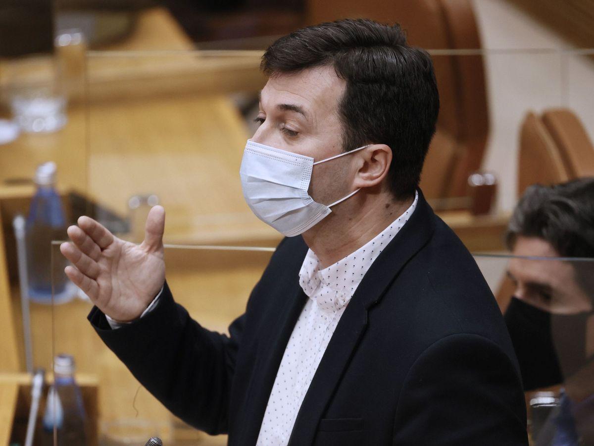Foto: El portavoz del PSdG-PSOE, Gonzalo Caballero. (EFE)