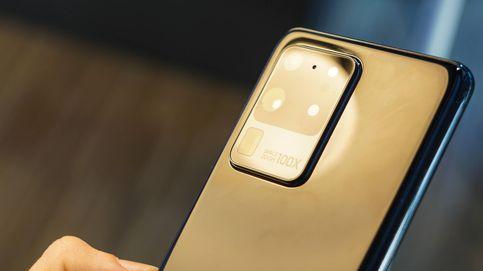 Este es el Galaxy S20 Ultra: un Samsung enorme que va más lejos que Apple y Huawei