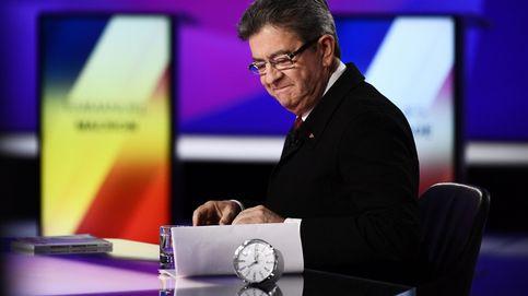 Mélenchon: cómo copiar a Le Pen desde la extrema izquierda