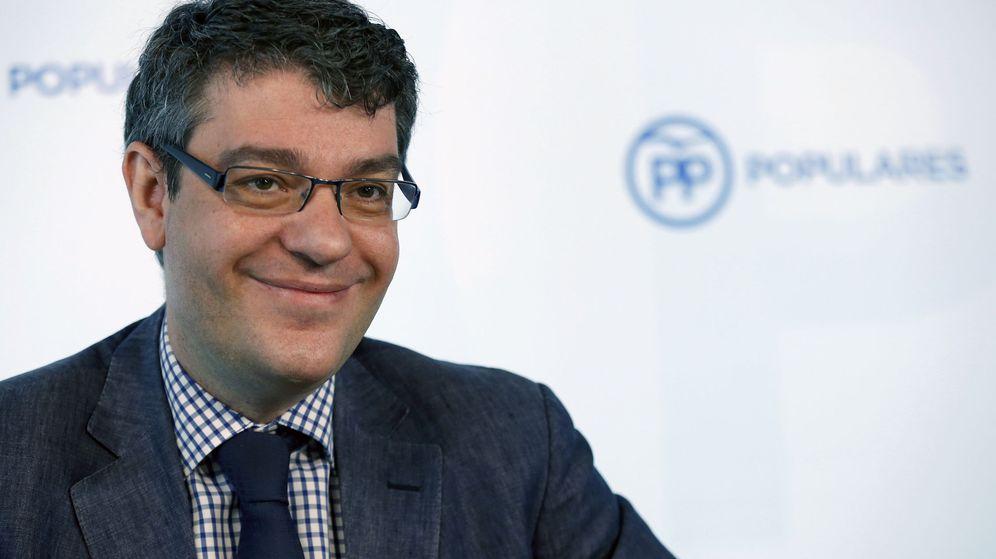 Foto: Álvaro Nadal, director de la Oficina Económica del Gobierno en funciones. (EFE)