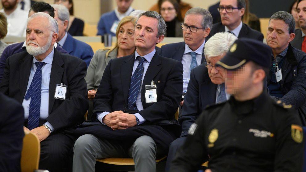 La fiscal arrincona a Cotino tras pactar con 13 acusados en el juicio de la visita del Papa