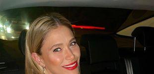 Post de Carla Pereyra, mujer de Simeone, se 'regala' un cuadro de 80.000 € tras ser mamá