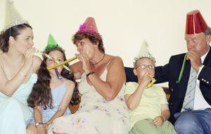 Cómo sobrevivir a una fiesta infantil (y a los cada vez más locos padres de los niños)