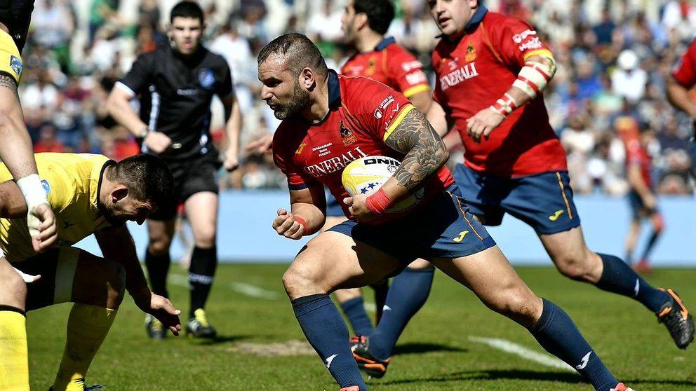 El placer que te cagas de España de rugby y la chapuza de Teledeporte