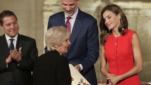 El día que la reina Letizia mandó callar a Concha Velasco por culpa de Pablo Motos