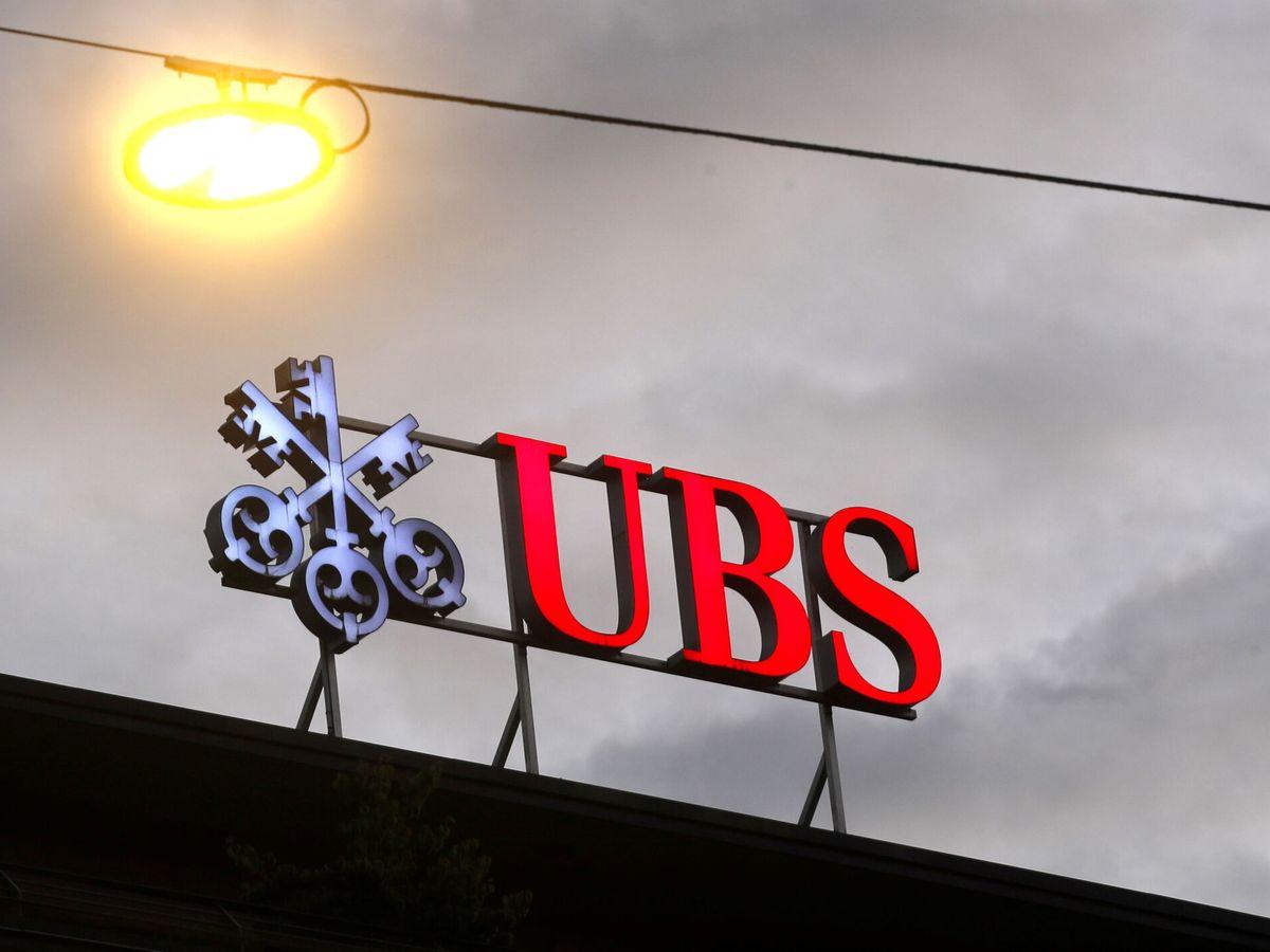 Foto: El banco suizo UBS. (Reuters)