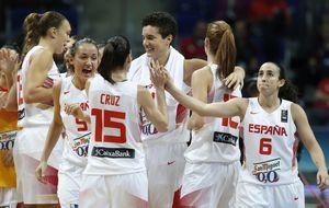 Las chicas del basket: una hornada con un futuro esplendoroso