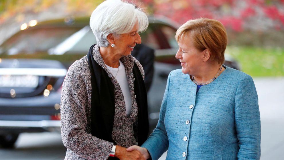 Lagarde (BCE) da la bienvenida a la propuesta franco-alemana de crear fondo