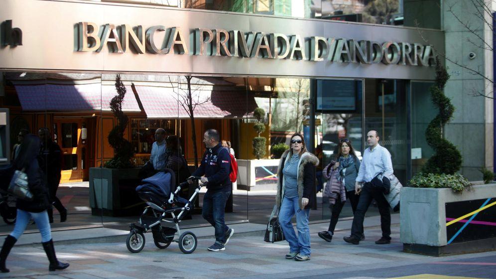 Foto: Banca Privada de Andorra (BPA), en una foto de archivo. (EFE)