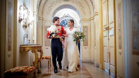 El vídeo 'no oficial' de la boda de Sofía Palazuelo y Fernando Fizt-James Stuart