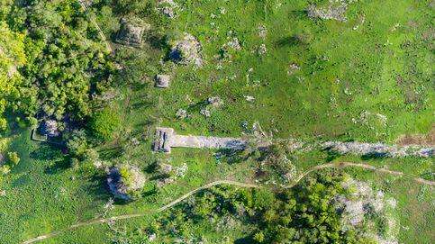 Descubren una autopista maya de 100 km en México