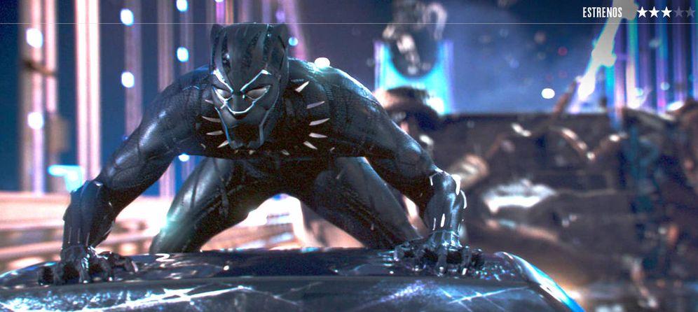 Foto: 'Black Panther'.