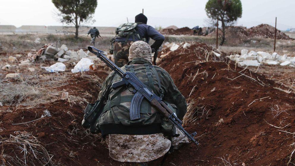 La contraofensiva que preparan los aliados de Asad