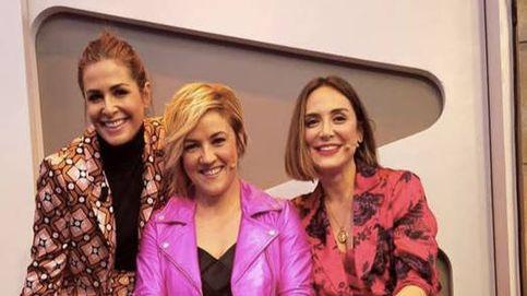 Nuria Roca, Tamara Falcó y Cristina Pardo:  tres hormigas, tres estilos