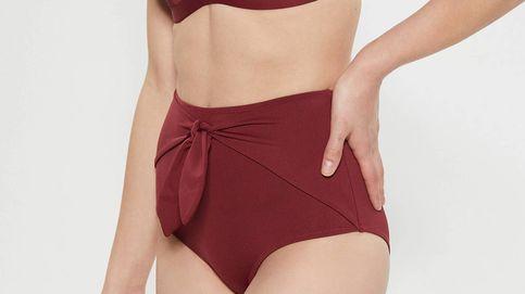 Este bikini de Sfera es precioso y favorece a todas las tallas por igual