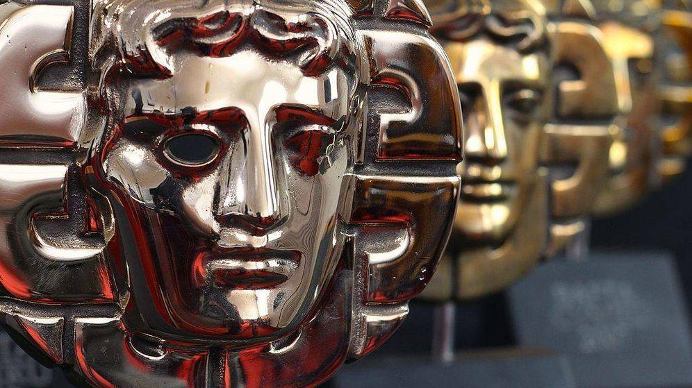 Foto: Algunos de los premios BAFTA que entrega la Academia Británica. (C.C.)