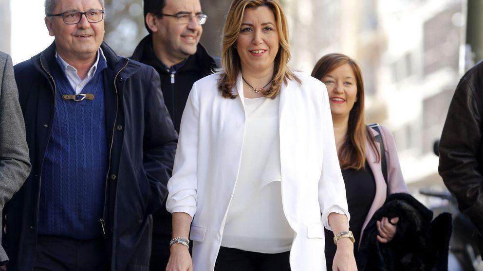 Díaz se pone como ejemplo de líder del PSOE que ha sabido unir al partido