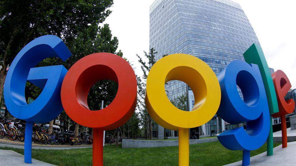 Foto: Exterior de las oficinas de Google en Pekín (Reuters/Thomas Peter)