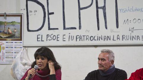 Pulso en Podemos: Teresa Rodríguez reclama a Cañamero en las listas