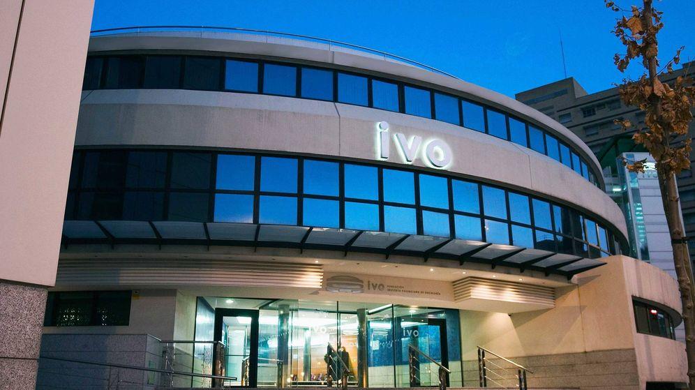Foto: Edificio Antonio Llombart del IVO en Valencia.