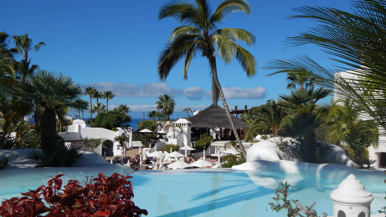 Foto: Así es el hotel Jardín Tropical de Costa Adeje, en Tenerife. (Foto: Cortesía)