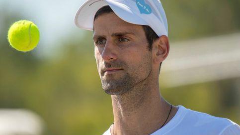 Djokovic entrena en Mallorca