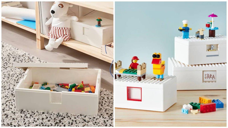 Ikea y Lego nos conquistan con la colección Bygglek. (Cortesía)