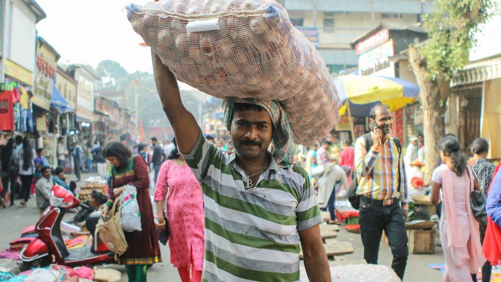 Las cebollas pueden hacer caer al Gobierno de la India
