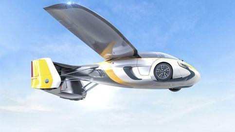 Los coches voladores llegarán en 2019