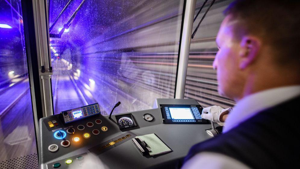Foto: Imagen de archivo de un tren en Alemania. (Reuters)