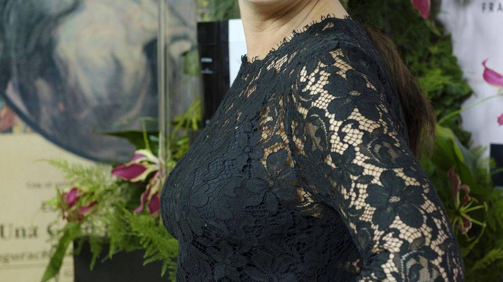 Foto: Vicky Martin Berrocal, diseñadora exquisita ¡y siempre elegante! (Cordon Press)