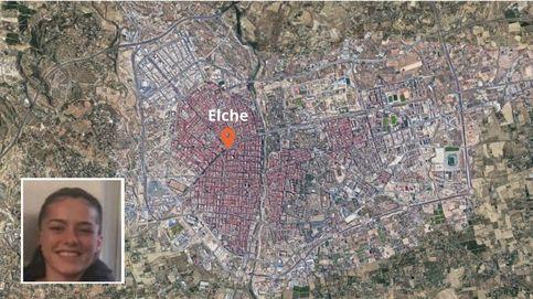 Piden ayuda ciudadana para encontrar a una menor de 17 años desaparecida en Elche