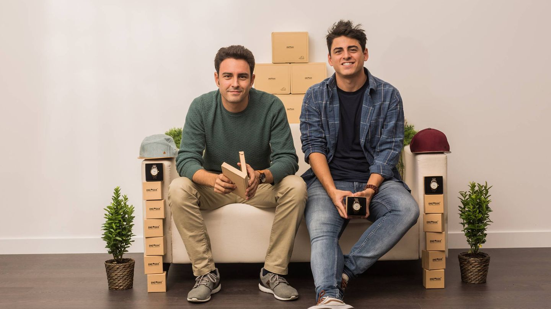Guillermo y Carlos Íñiguez son los cofundadores de la 'startup' One Oak.