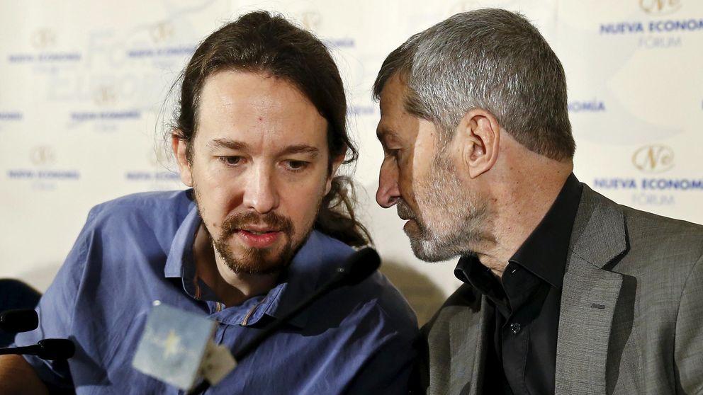 Pablo Iglesias exige a Rivera una rectificación por plantear el envío de tropas a Siria