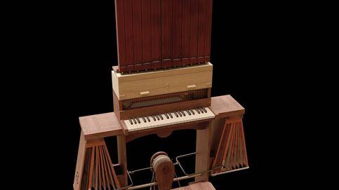 El gran órgano continuo ideado por Da Vinci