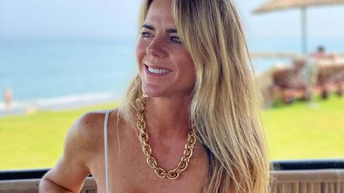 Amelia Bono responde a ritmo de chachachá a los rumores sobre su divorcio