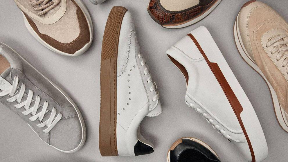Las zapatillas deportivas de Massimo Dutti que nos compraremos sí o sí en rebajas