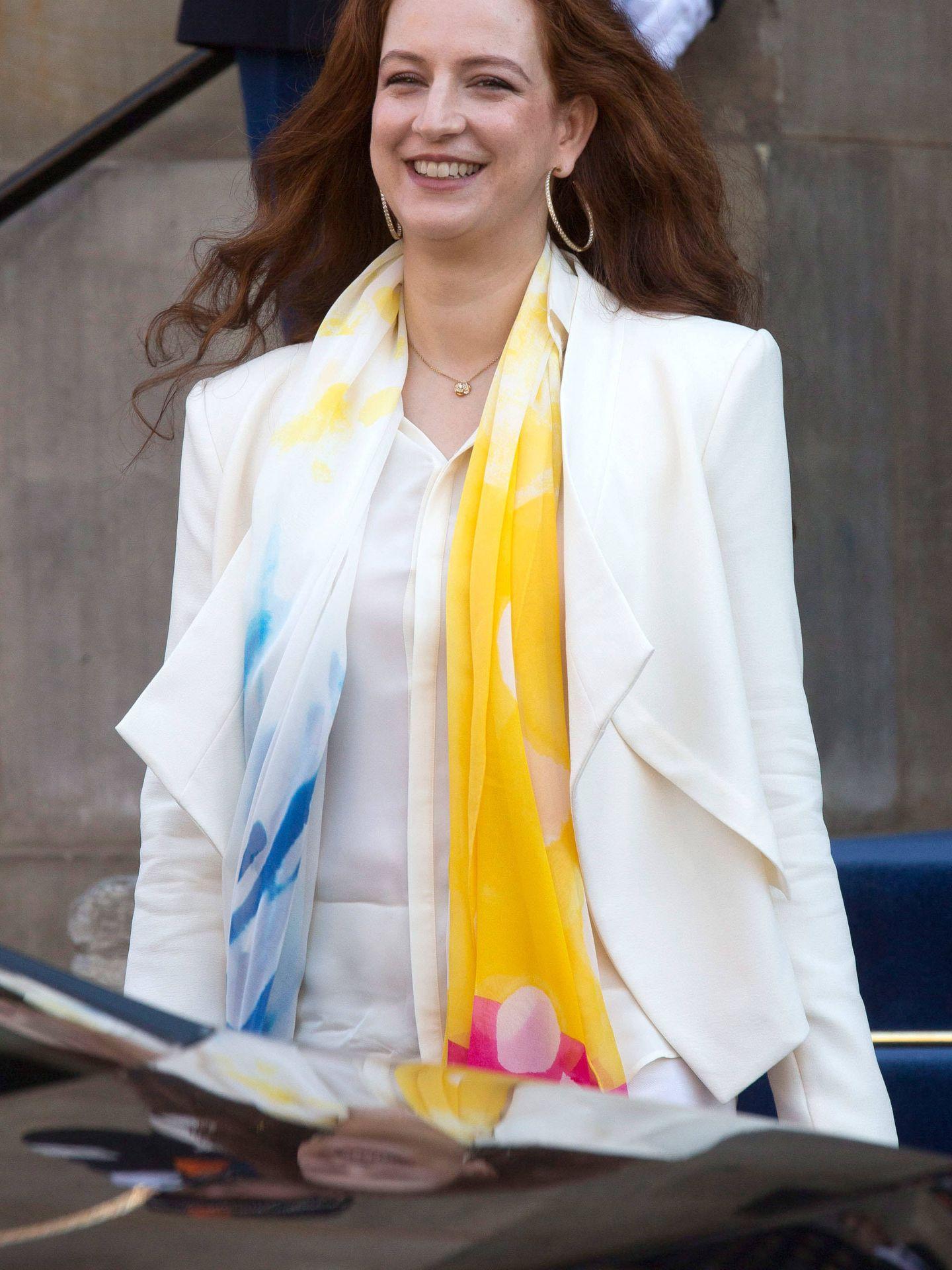 La princesa Salma, una mujer moderna. (Getty)