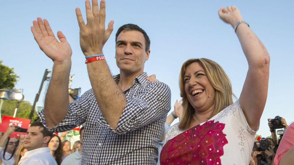La guerra en el PSOE llega a las redes: 140 caracteres como arma arrojadiza