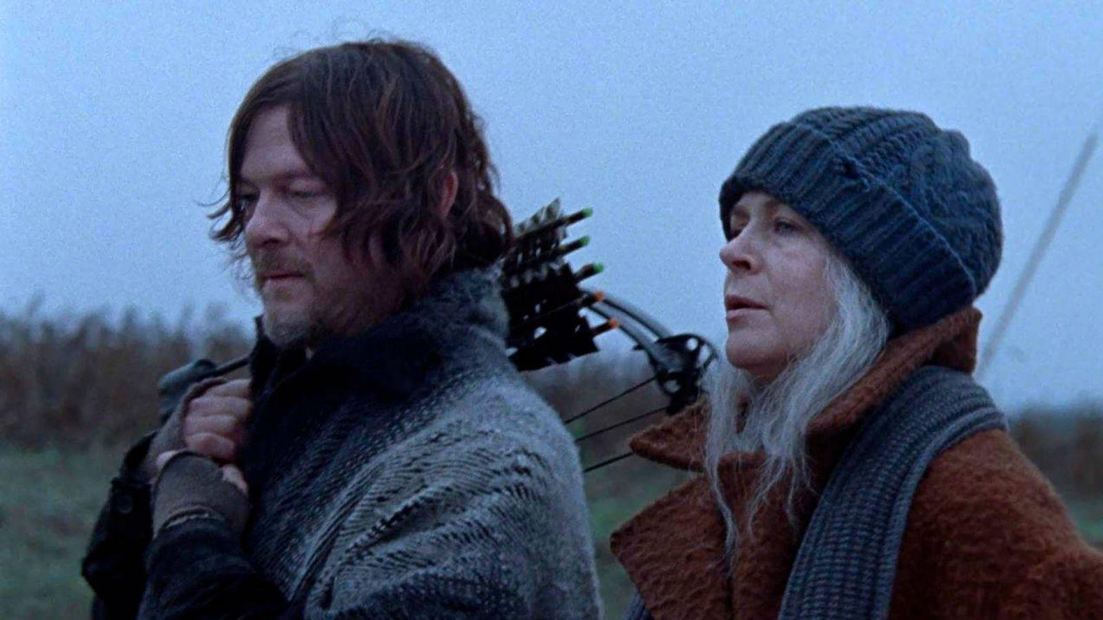 The Walking Dead: ¿Quién sobrevivirá a la tormenta del final de ...